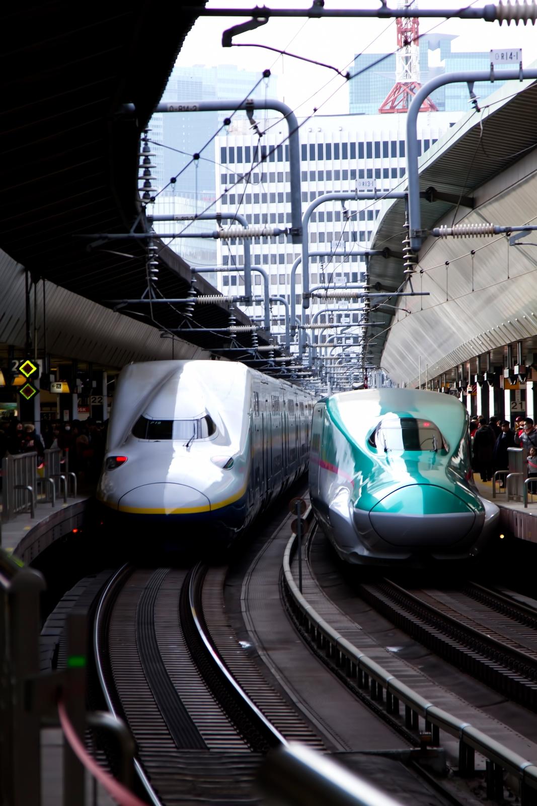 子供4人と旅行に行くって…新幹線で?