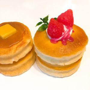 ホットケーキ2個