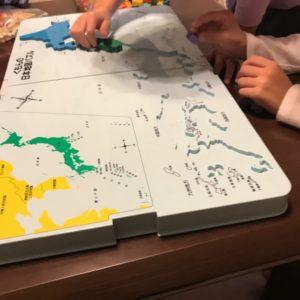 日本地図パズル1