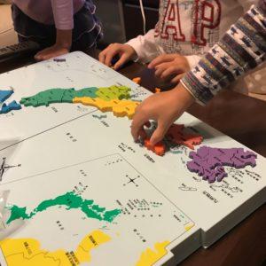 日本地図パズル5