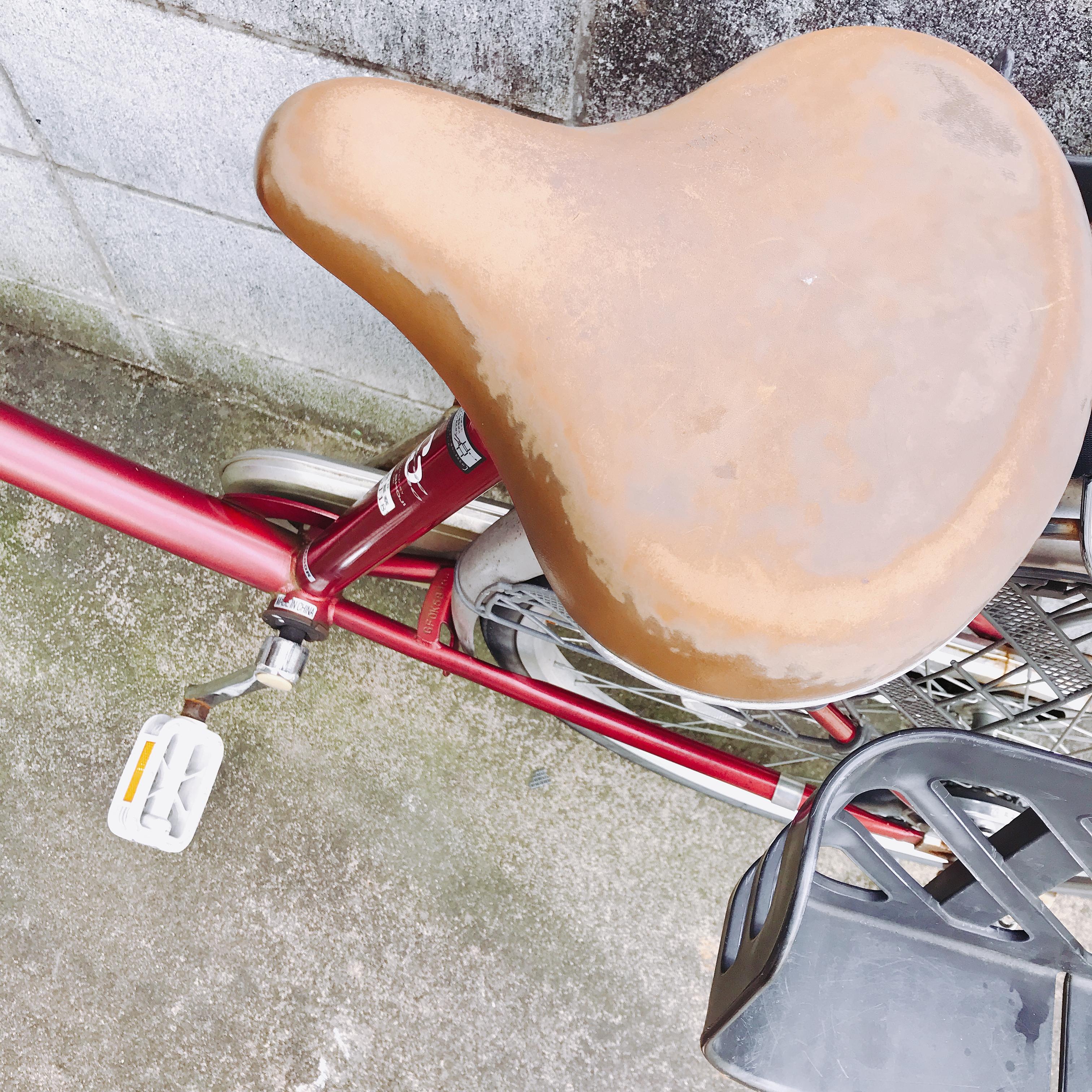 自転車サドル