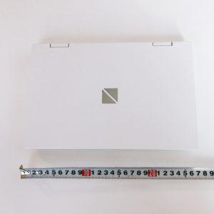 新しいパソコンに買い替え 小さくて軽くて快適