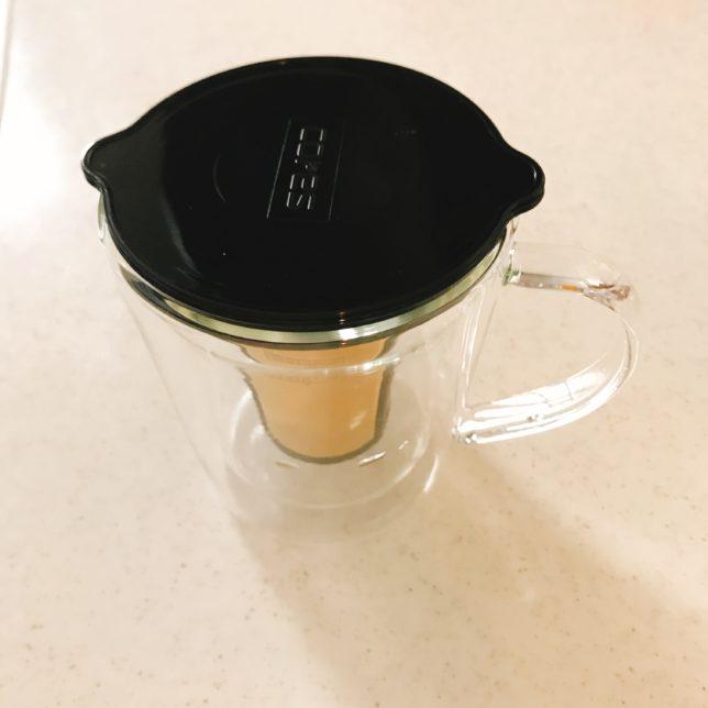 コーヒーを手軽においしく飲みたい!coresのフィルター付きマグが優秀