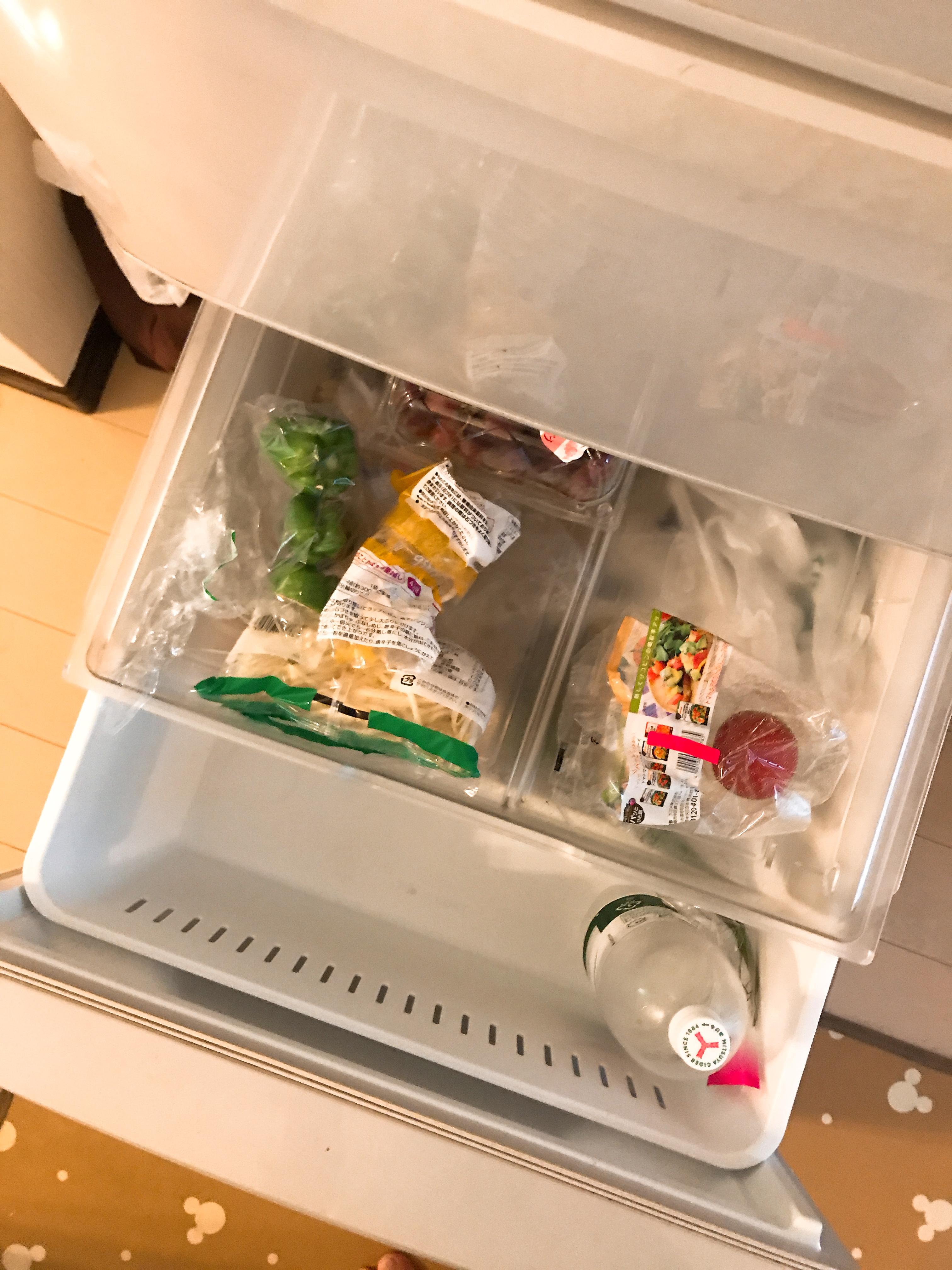 冷蔵庫の中身がピンチ…でも意外とごはんは用意できる